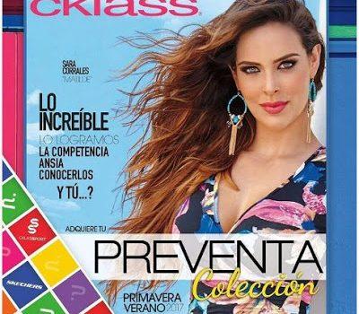 Cklass | Catalogos Primavera Verano 2017