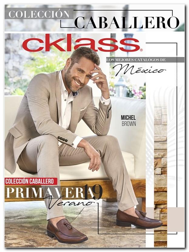 Catálogo Cklass Primavera Verano 2019 Caballero 1