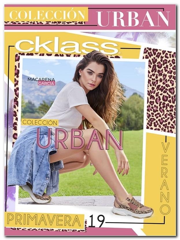 Catálogo Cklass Primavera Verano 2019 Urban