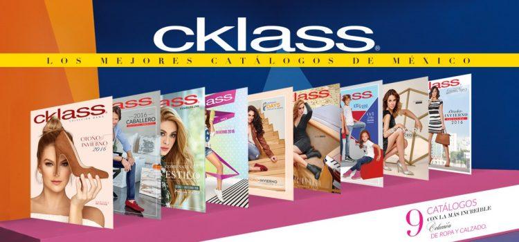 Catalogos Cklass 2016 – 2017 Temporada de Otoño Invierno